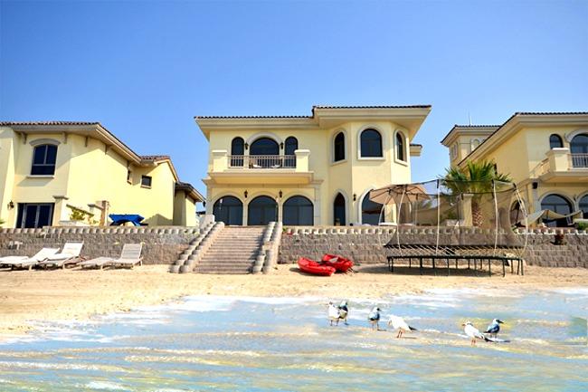 Palm Island Dubai Vacation Rentals