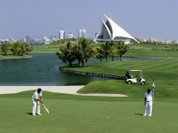 Golf In Dubai Dubai Golf Course Information