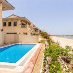 5 Bedroom Jumeirah Palm Holiday Villa