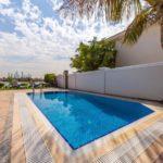 5 Bedroom Holiday Villa on Jumeirah Palm