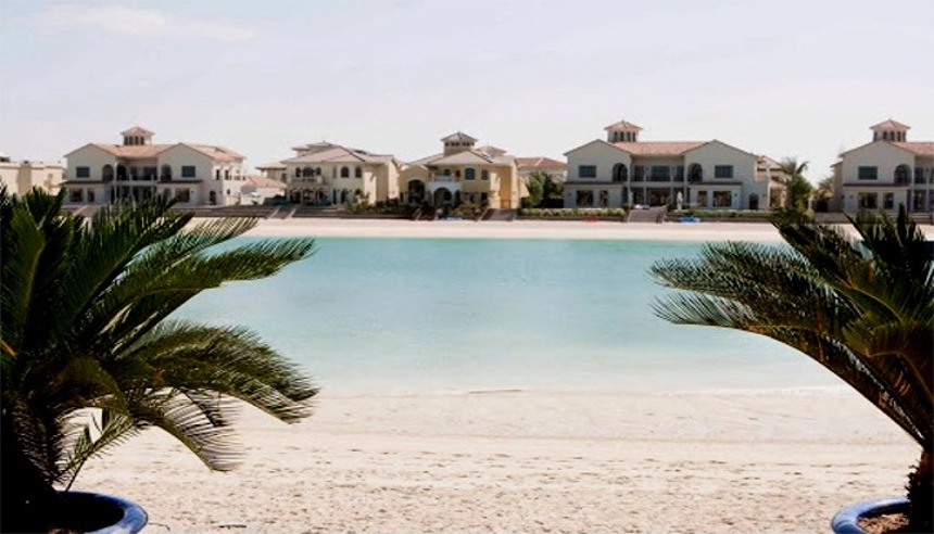Vacation Homes on the Palm Jumeirah
